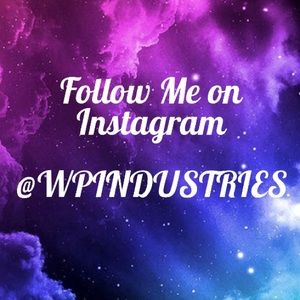 Follow Me On Instagram For Updates on Items! :)